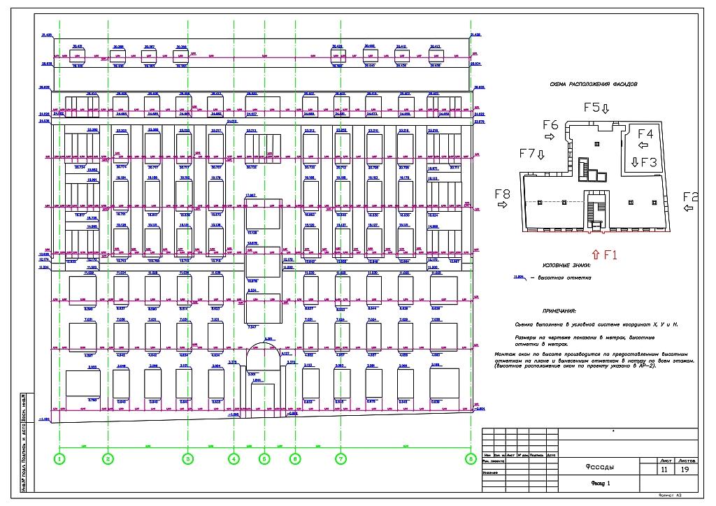 Утепление и ремонт фасадов проектная документация